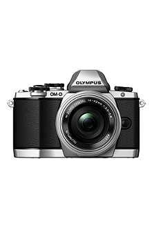 OLYMPUS OM-D EM-10 digital camera Silver