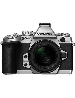 OLYMPUS Olympus IM-D EM1 silver camera kit