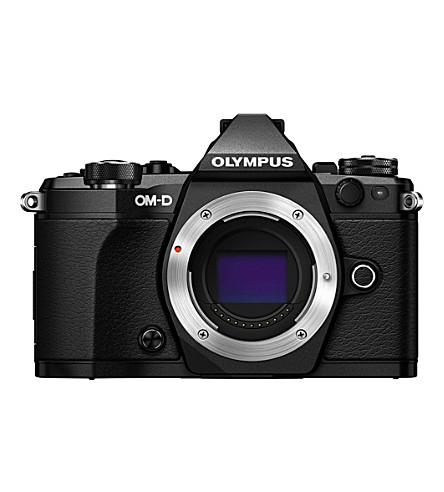 OLYMPUS OMD E-M5 MKII compact digital camera body