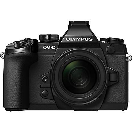 OLYMPUS E-M5 OM-D digital camera