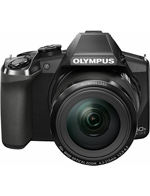 OLYMPUS Stylus Traveller SP-100EE digital camera