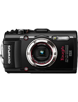 OLYMPUS TG3 TOUGH compact digital camera