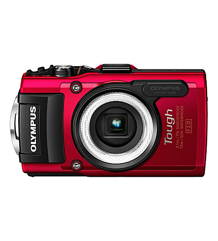 OLYMPUS TG-4 Tough digital camera