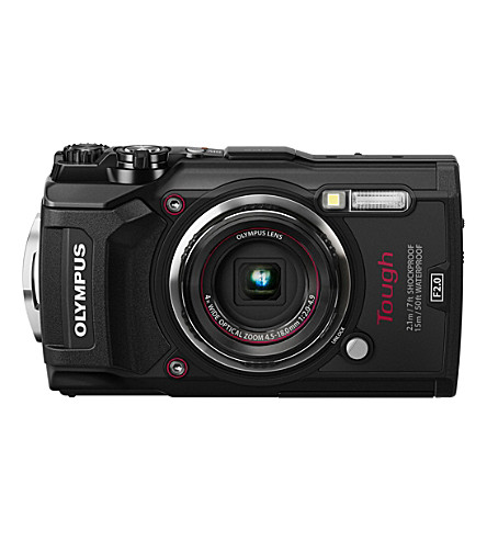 OLYMPUS Tough tg-5 digital camera (Black