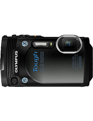 OLYMPUS Tough TG860 compact digital camera
