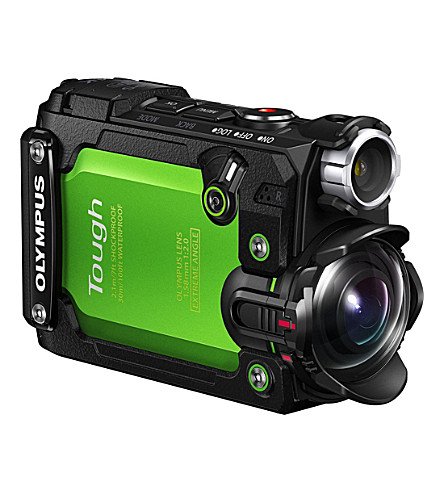 OLYMPUS TG-Tracker Action-Cam