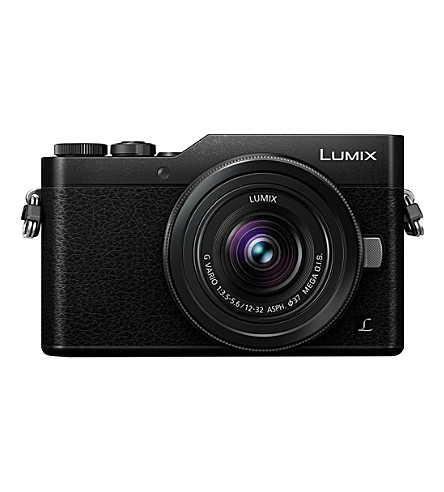PANASONIC LUMIX G DC-GX800 Compact System camera (Black