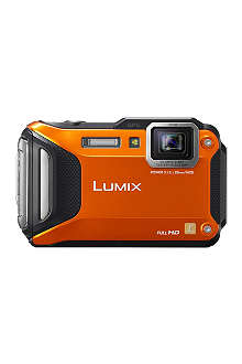 PANASONIC LUMIX DMC-FT5 waterproof digital camera