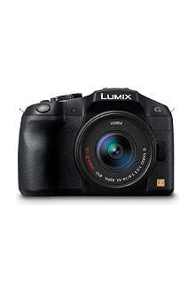 PANASONIC DMC-G6 Compact System Camera with AF14-42mm lens