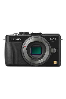 PANASONIC DMC-GX1 Micro-System digital camera