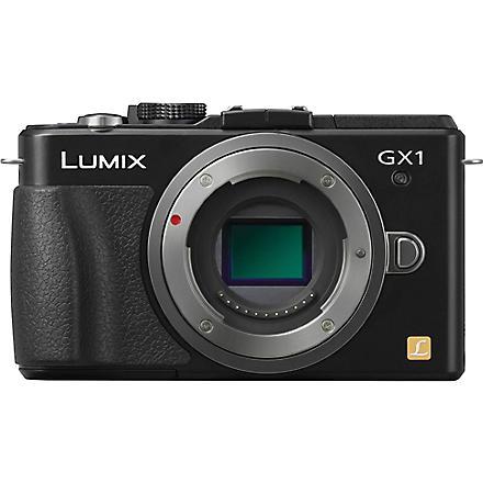 PANASONIC DMC-GX1 Micro-System digital camera