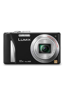 PANASONIC Lumix DMC-TZ25 super zoom digital camera