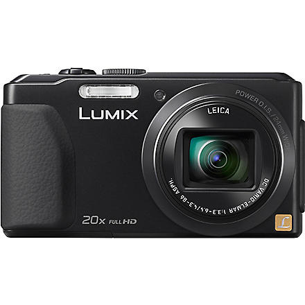 PANASONIC LUMIX DMC-TZ40 super zoom digital camera