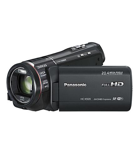 PANASONIC Panasonic HC-X920 Camcorder