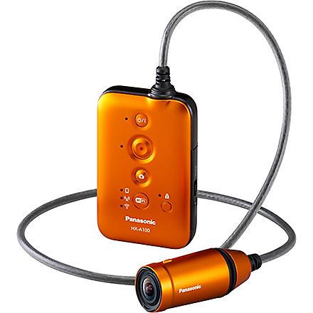 PANASONIC HX-A100 wearable camcorder