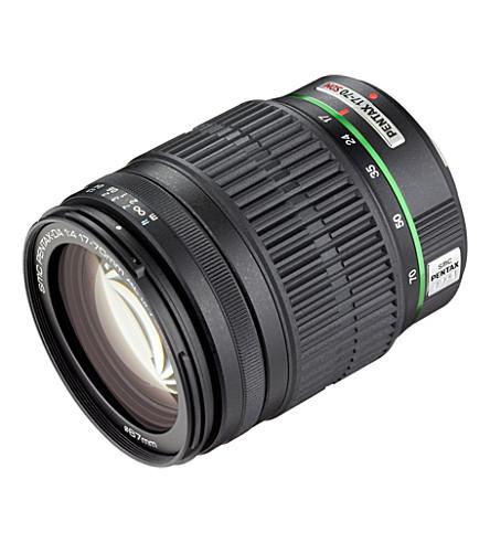 PENTAX AF17-70mm SDM camera lens