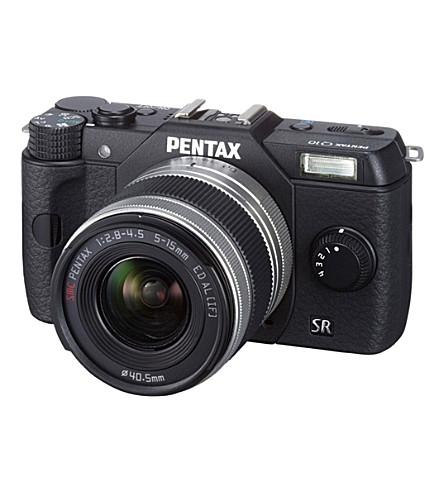 PENTAX Q10 digital mirrorless camera