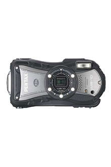 PENTAX WG-10 waterproof outdoor digital compact camera