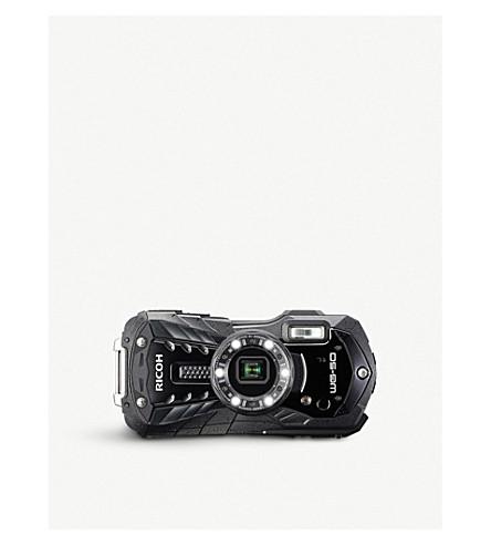 PENTAX RICOH WG-50 Digital Camera (Black