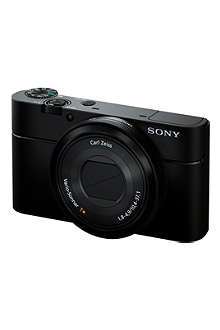 SONY Cyber-shot DSC-RX100 digital compact camera