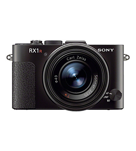 SONY CyberShot RX1 R digital compact camera