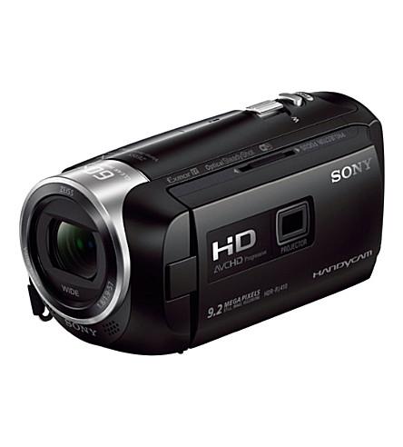 SONY HDR-PJ410 摄像机
