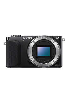 SONY NEX-3N Body camera with standard zoom lens