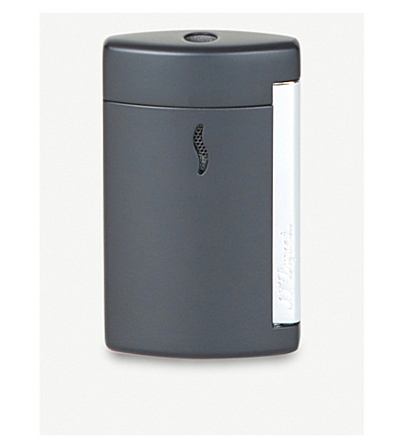 JAMES J FOX St-Dupont lighter (Vertical+yellow