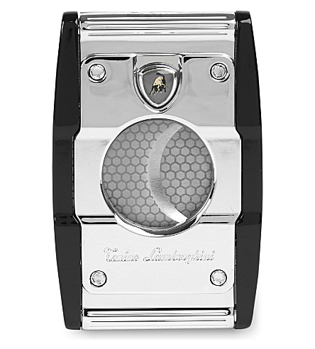 JAMES J FOX LAMBORGHINI CUTTER PRECISION BLACK