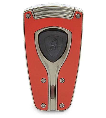 James J Fox Lamborghini Carbon Fibre Forza Lighter Selfridges Com
