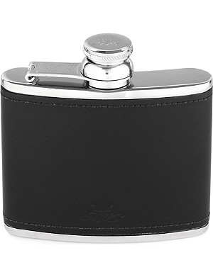 JAMES J FOX Hip flask 4oz