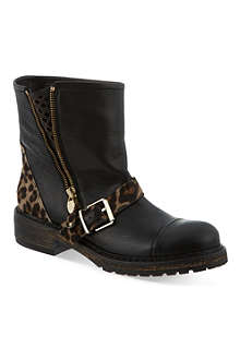 CJG SHOES VIP leather ankle boots