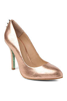 CJG SHOES Two For Joy metallic courts