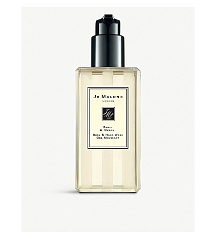 JO MALONE LONDON Basil & Neroli Body & Hand Wash 250ml