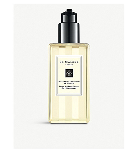 JO MALONE LONDON Nectarine Blossom & Honey Body & Hand Wash 250ml