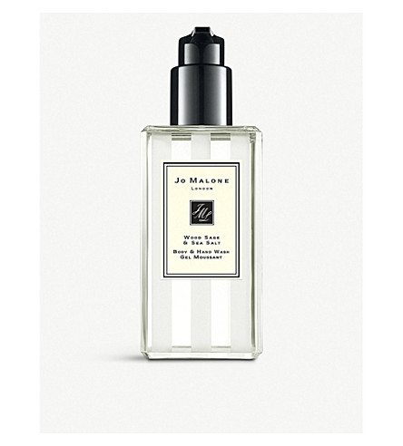 JO MALONE LONDON Wood Sage & Sea Salt Body & Hand Wash 250ml