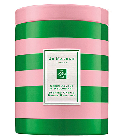 JO MALONE LONDON Green Almond and Redcurrant Ceramic Candle 420g