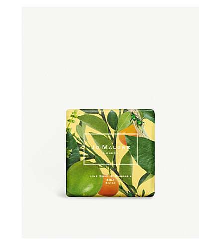 JO MALONE LONDON Lime basil & mandarin soap 100g