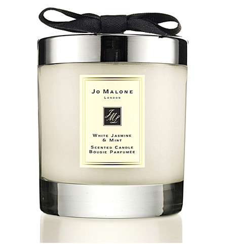 JO MALONE LONDON White Jasmine & Mint home candle 200g