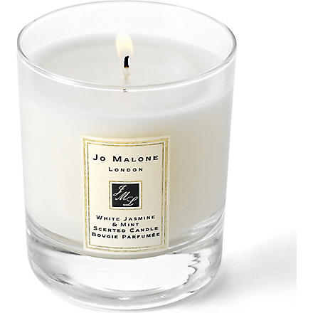 JO MALONE White Jasmine & Mint home candle 200g (White jasmine & mint