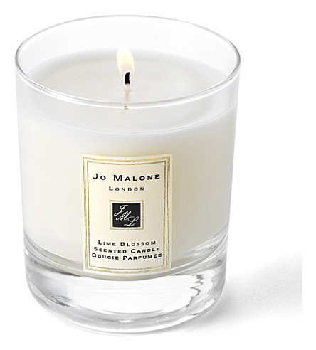 jo malone london french lime blossom home candle 200g. Black Bedroom Furniture Sets. Home Design Ideas