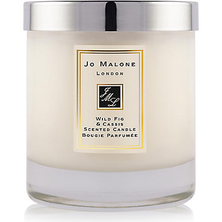 JO MALONE Wild Fig & Cassis home candle 200g (Fig