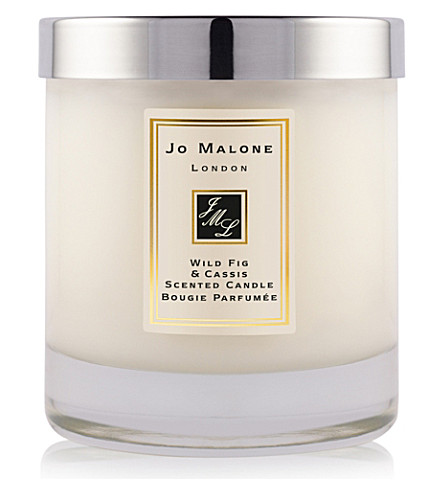 JO MALONE LONDON Wild Fig & Cassis home candle 200g (Fig