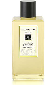 JO MALONE Lime Basil & Mandarin body & hand wash 250ml