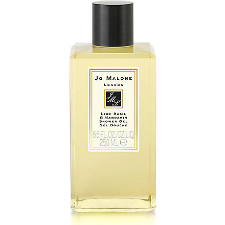 JO MALONE Lime Basil & Mandarin body & hand wash 250ml (Lime basil & mandarin