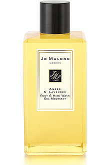 JO MALONE Amber & Lavender body & hand wash 250ml