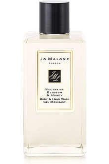 JO MALONE Nectarine Blossom & Honey body & hand wash 250ml