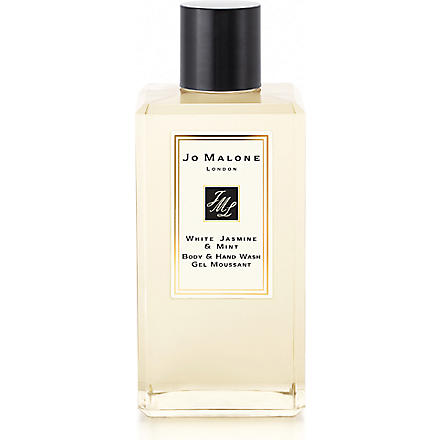 JO MALONE White Jasmine & Mint body & hand wash 250ml (White jasmine & mint