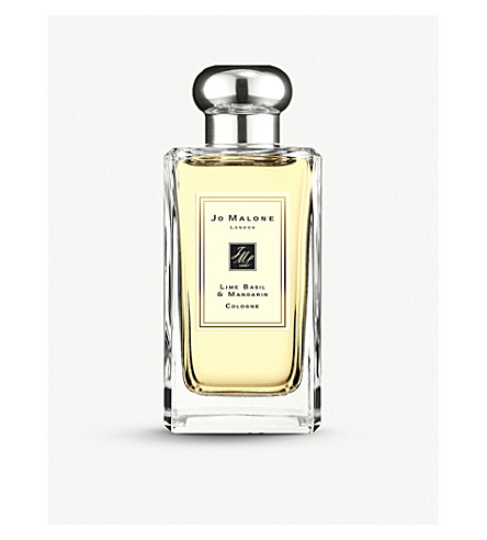 JO MALONE LONDON Lime Basil & Mandarin 古龙水 100 毫升