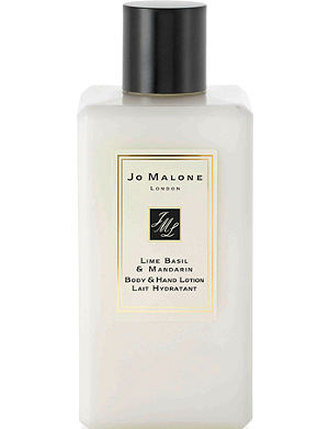 JO MALONE Lime Basil & Mandarin body & hand lotion 250ml